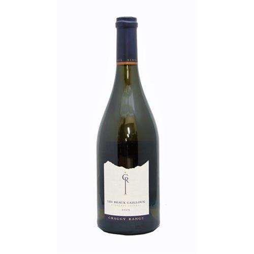 Les Beaux Cailloux Chardonnay 2008 Craggy Range 75cl Image 1