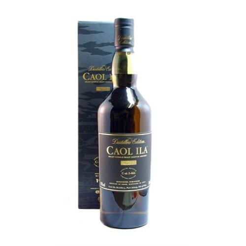 Caol Ila Distillers Edition 2004 43% 70cl Image 1
