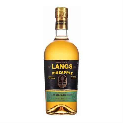 Langs Pineapple Rum 70cl Image 1