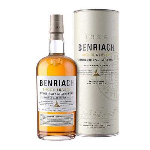 Benriach Smoke Season Single Malt Whisky 70cl Image 1