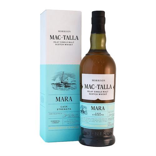 Morrison Mac-Talla Mara Cask Strength Islay Single Malt Whisky 70cl Image 1