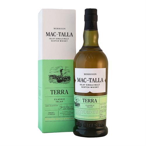 Morrison Mac-Talla Terra Classic Islay Single Malt Whisky 70cl Image 1