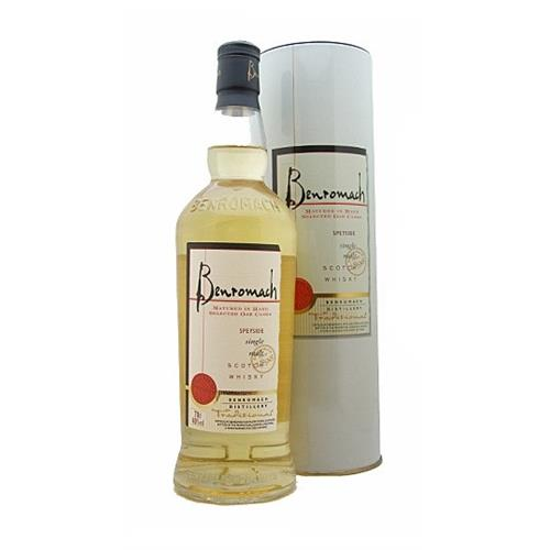 Benromach Traditional Single Malt 40% 70cl Image 1