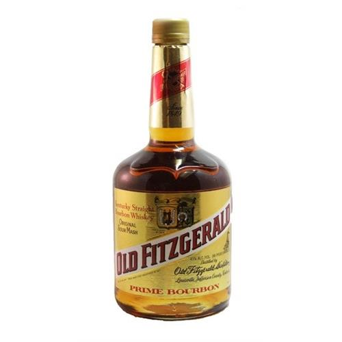 Old FitzgeraldGold Label Bourbon 43% 6 Years old Image 1