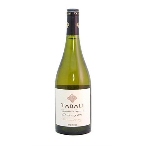 Tabali Chardonnay Reserve 2007 75cl Image 1