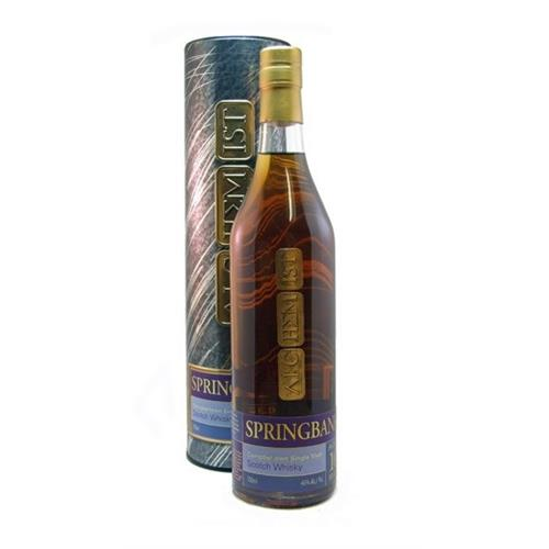Springbank 10 years old Alchemist 70cl Image 1