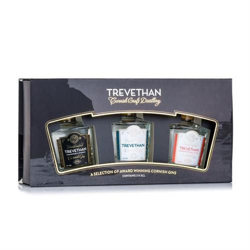 Trevethan Gin Miniature Pack 3x5cl Set 2 Image 1