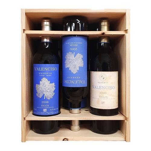 Valenciso Reserva Rioja Anniversary Case 6x75cl Image 1