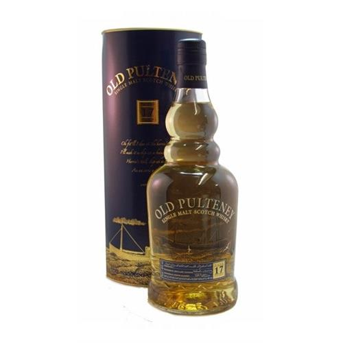 Old Pulteney 17 years old 46% 70cl Image 1