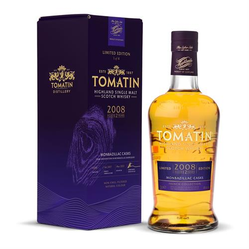 Tomatin The Monbazillac Edition French Collection 70cl Image 1