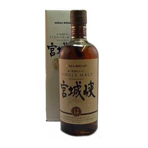 Miyagikyou 12 years old Nikka 45% 70cl Image 1