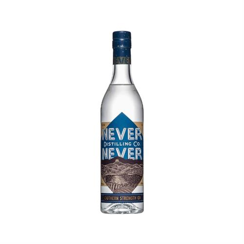 Never Never Southern Strength Gin 52% 50cl Image 1