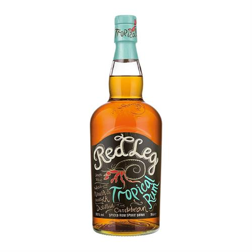 Red Leg Tropical Rum 70cl Image 1