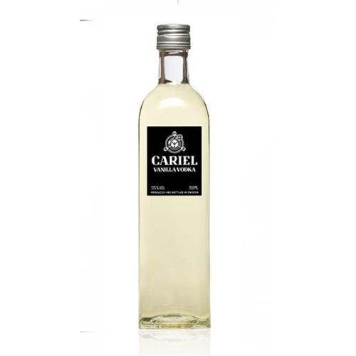 Cariel Vanilla Vodka 70cl Image 1