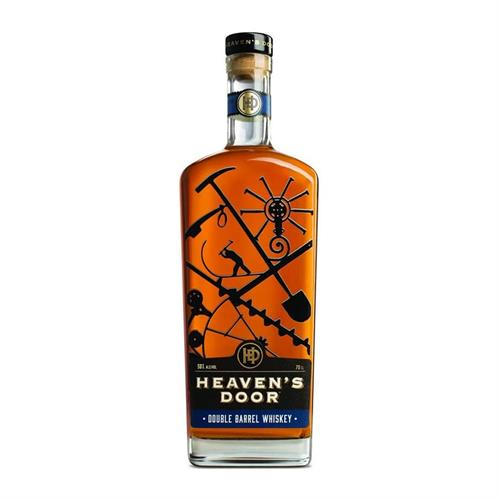 Heaven's Door Double Barrel Whiskey 70cl Image 1