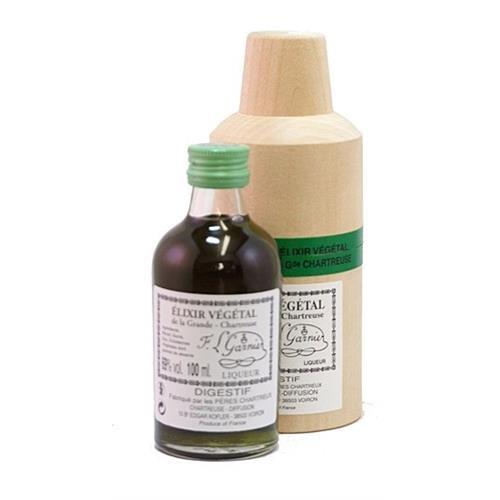Chartreuse Elixir Vegetal 69% 10cl Image 1