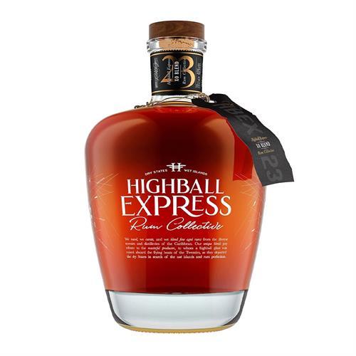 Highball Express Rum 23 XO Blend 70cl Image 1