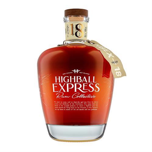 Highball Express Rum 18 Rare Blend 70cl Image 1