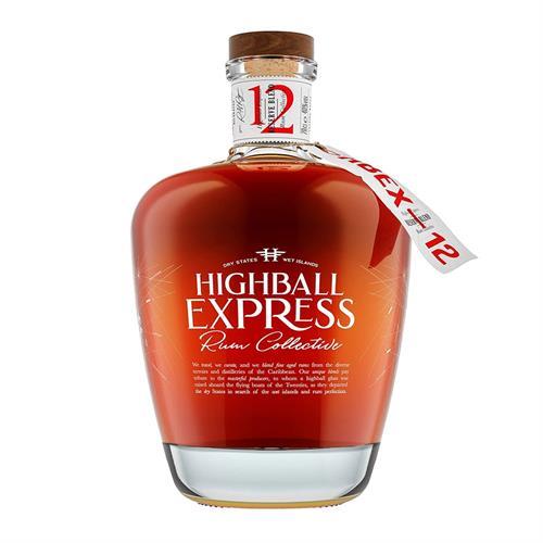 Highball Express Rum 12 Reserve Blend 70cl Image 1