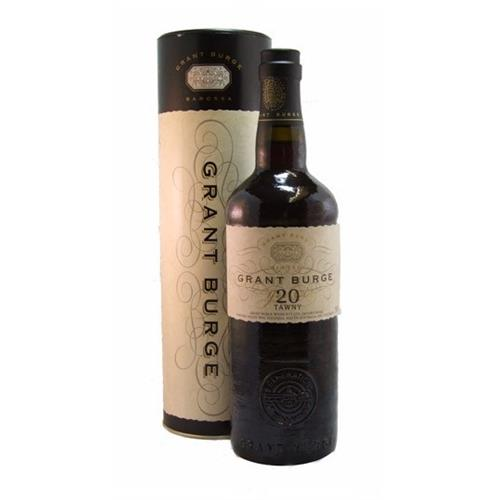 Grant Burge 20 years old Tawny 19.5% 75cl Image 1