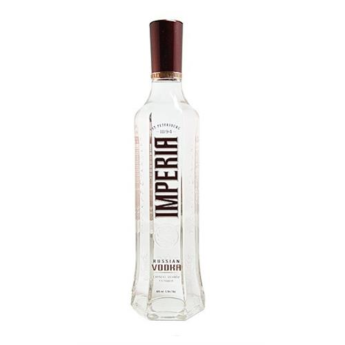 Russian Standard Imperial Vodka 40% 70cl Image 1