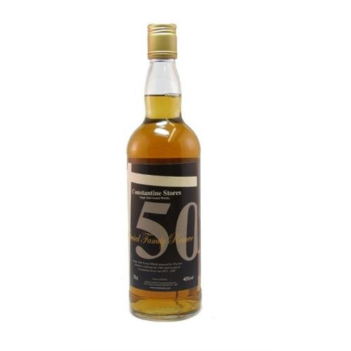 Special Family Reserve 50 years old Constantine Stores 70cl Image 1