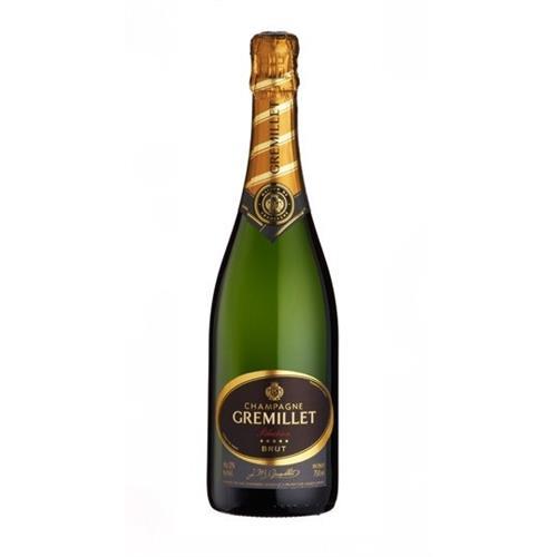 Gremillet Brut Selection Champagne 12% 75cl Image 1