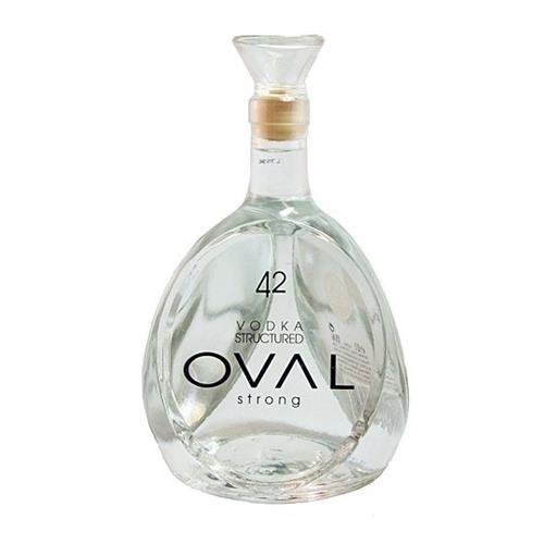 Oval 42 Vodka 40% 70cl Image 1