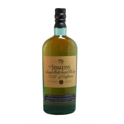 The Singleton 12 years old 70cl Image 1