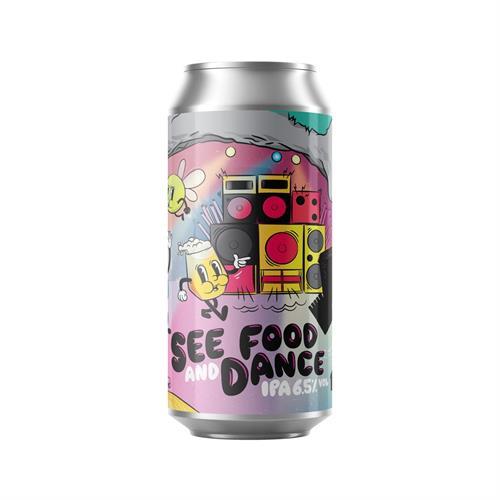 Verdant See Food & Dance IPA 6.5% 440ml Image 1