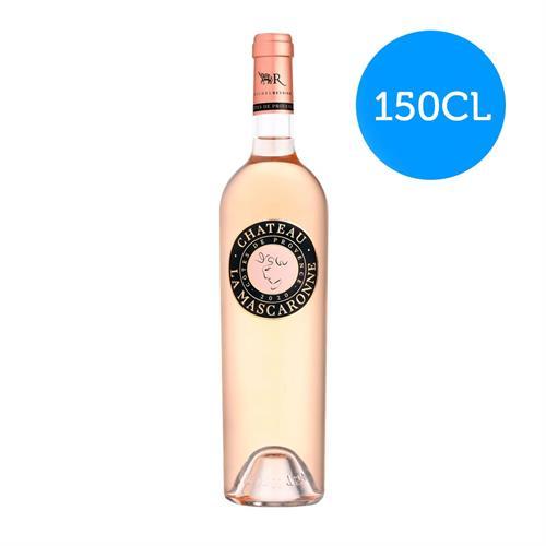 La Mascaronne Provence Rose 2020 150cl (Magnum) Image 1