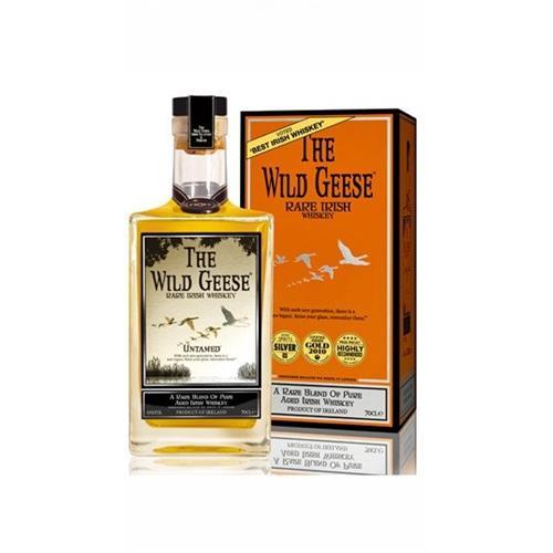 The Wild Geese Rare Irish Whiskey Untamed 43% 70cl Image 1