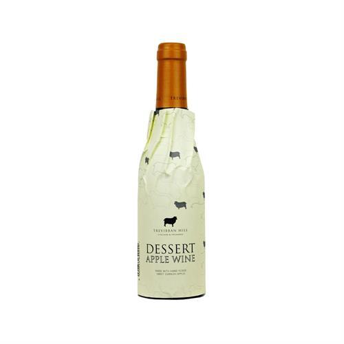 Trevibban Mill Organic Dessert Apple Wine 8.5% 375ml Image 1