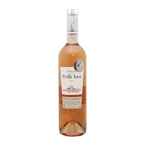 Domaine de la Vieille Tour  Rose Cotes de Provence 75cl Image 1