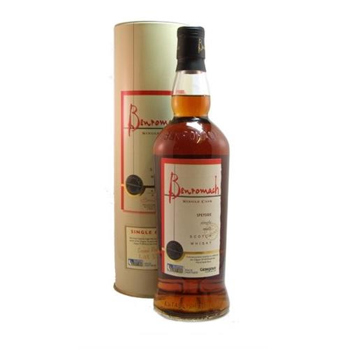 Benromach Latitude 57 2nd Release 57% 70cl Image 1