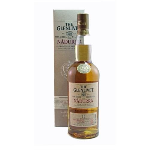 Glenlivet Nadurra 16 years Old 54.3% 70cl Image 1