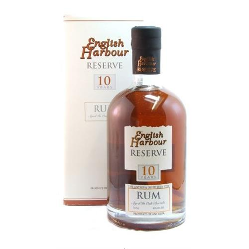 English Harbour 10 years old 40% 70cl Image 1