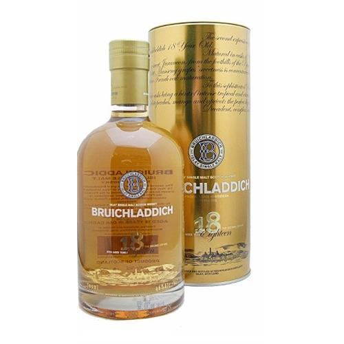 Bruichladdich 18 years old 2nd edition 46% 70cl Image 1