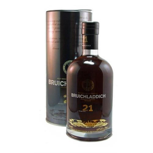 Bruichladdich 21 years old 70cl Image 1