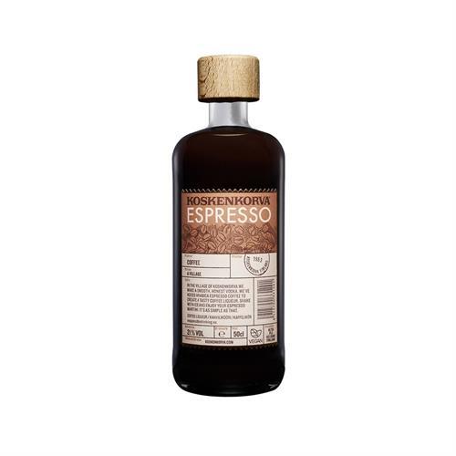 Koskenkorva Espresso 50cl Image 1
