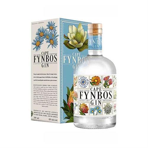 Cape Fynbos Gin 50cl Image 1