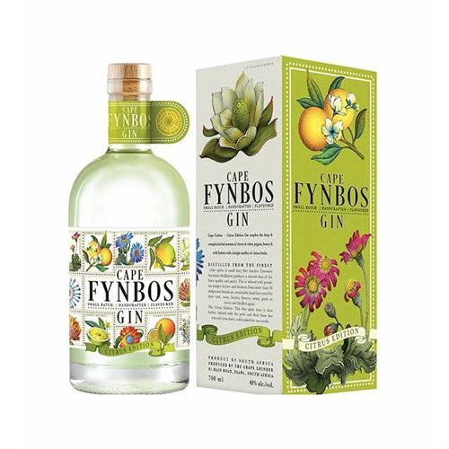 Cape Fynbos Gin Citrus Edition 50cl Image 1