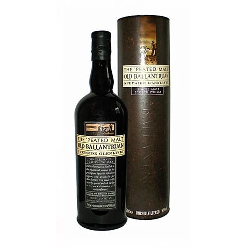 Old Ballantruan The Peated Malt 50% 70cl Image 1