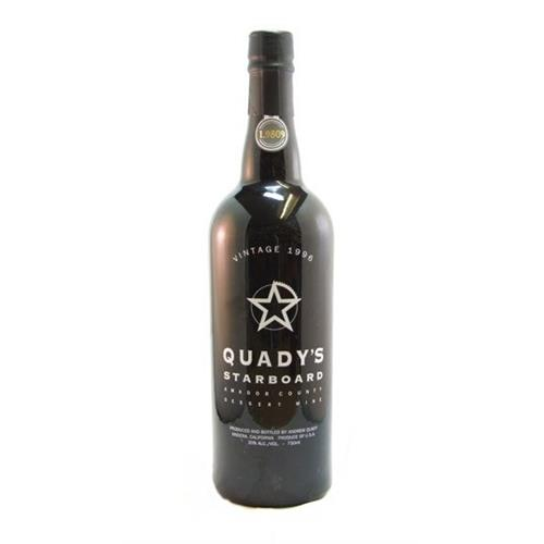 Quady's Starboard Batch 88 20% 75cl Image 1