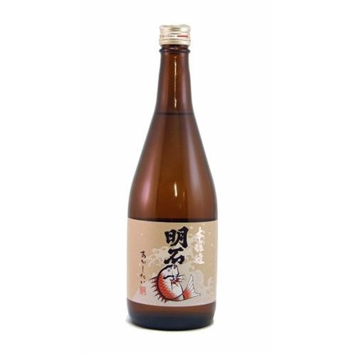 Akashi - Tai Sake Honjozo Tokubetsu 72cl Image 1
