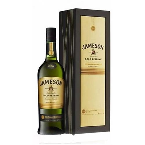 Jamesons Gold Reserve 40% 70cl Image 1