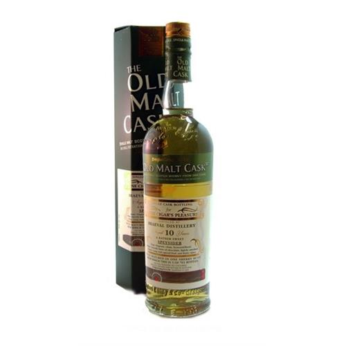 Braeval Cigar Malt 10 years old 1998 Old Malt Cask 70cl Image 1
