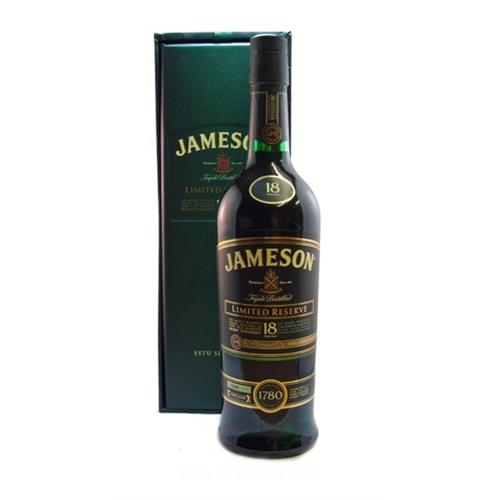 Jamesons 18 years old 43% 70cl Image 1
