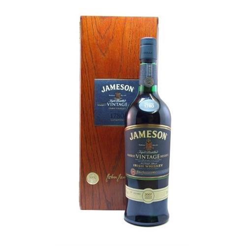 Jamesons Rarest Vintage Reserve 2007 46% 70cl Image 1