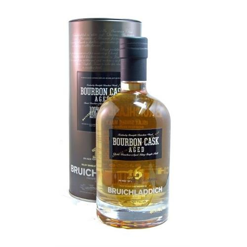 Bruichladdich 16 years old Bourbon 46% 70cl Image 1